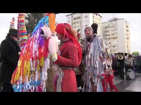 Download Mascatii de anul nou traditii Romanesti 2018 - 2019 Vaslui