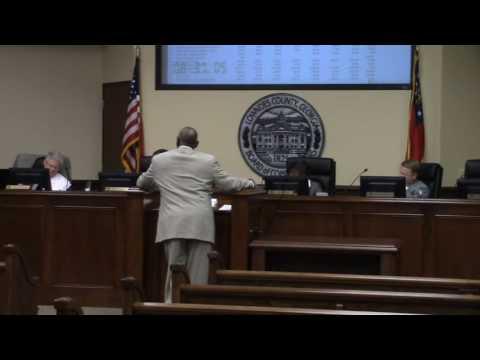 Juvenile Court - Judge James F. Council