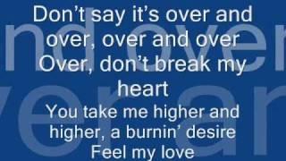 Azuro ft. Elly - Ti Amo lyric