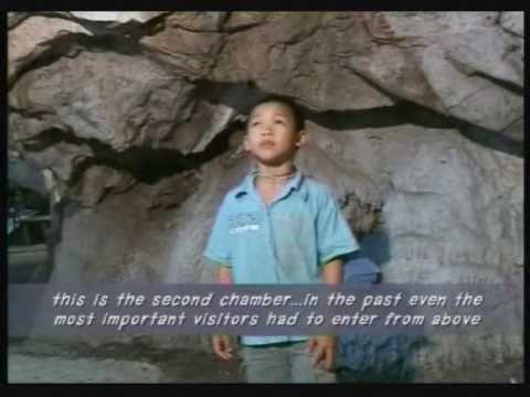 Touring Khoa Poon Cave—Kanchanaburi—on RodMcNeil.TV