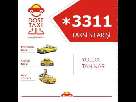 *3311    DOST TAXI