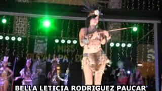 ELECCION MISS PUCALLPA 2013