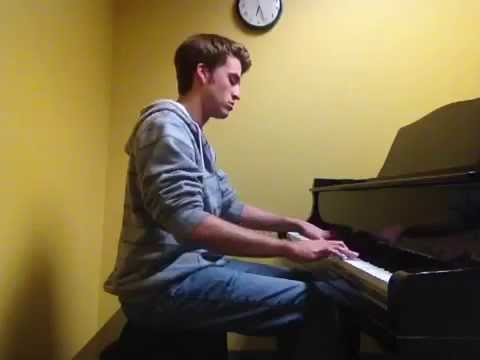 Sander van Doorn - No Words (Piano Cover)