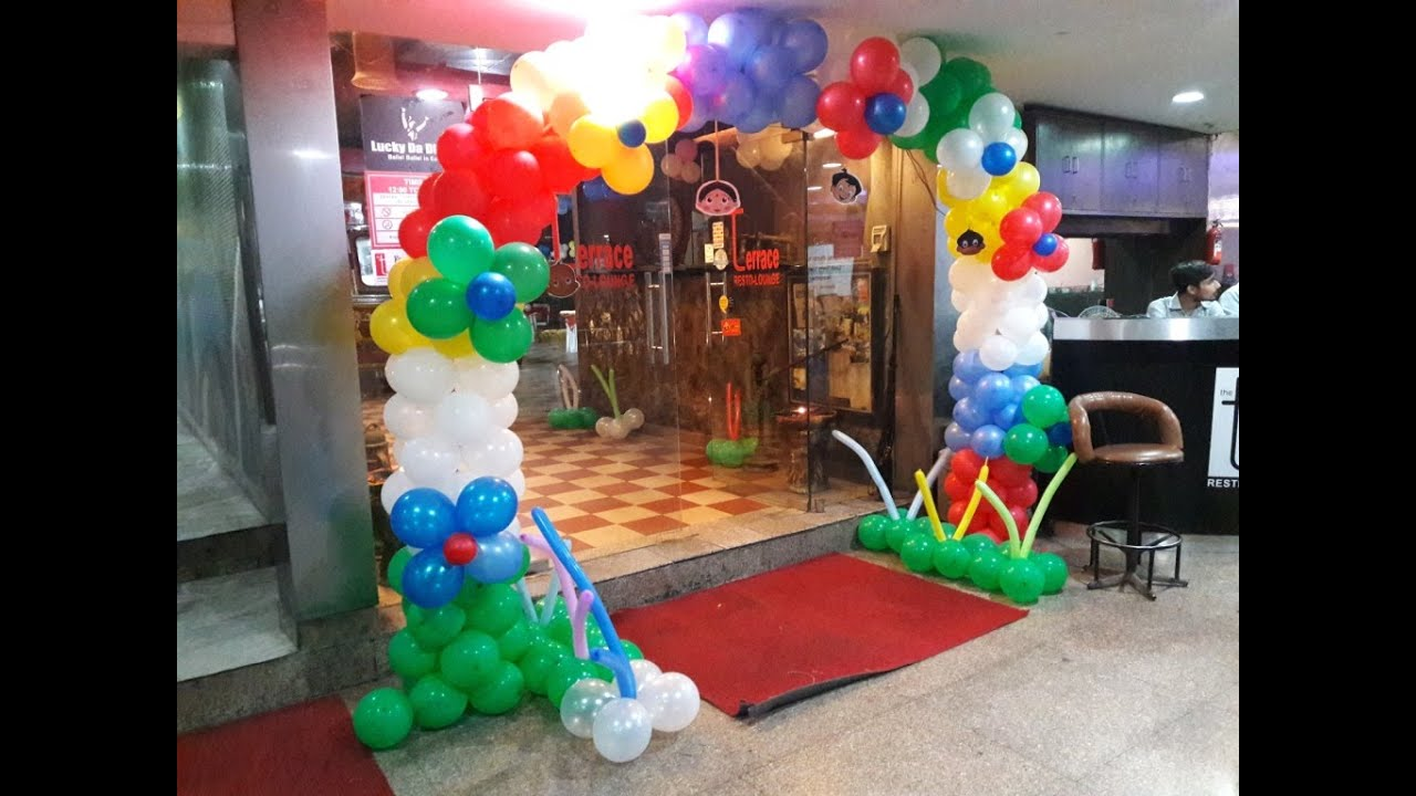 Birthday Party Organiser Reyansh Chota Bheem Theme Birthday