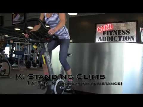 Indoor Cycle Workouts: Complete Core & Upper Body Routine