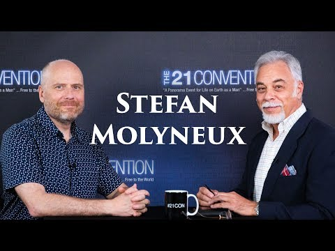 Exclusive Interview - Stefan Molyneux On The 21 Report With George Bruno