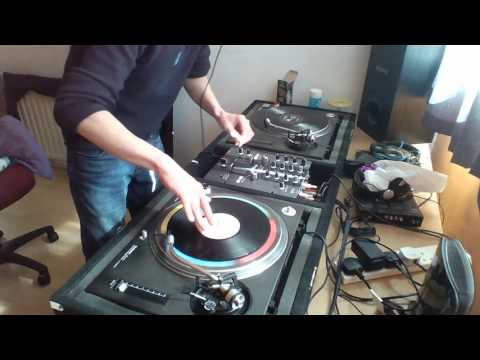 Studio Hard/Acid techno vinyl mix