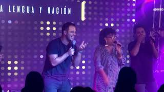 Cambiare Mi Tristeza (Trading My Sorrows Israel Houghton cover) 2018 Full HD - Por Adoracion Band