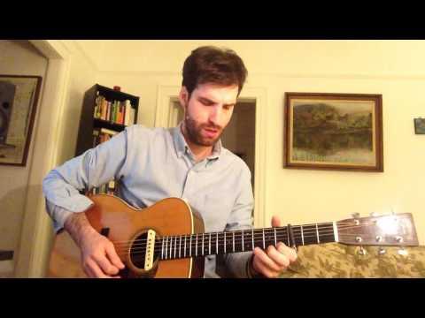 Julian Lage solo Ginseng Sullivan (Jon Paul cover)