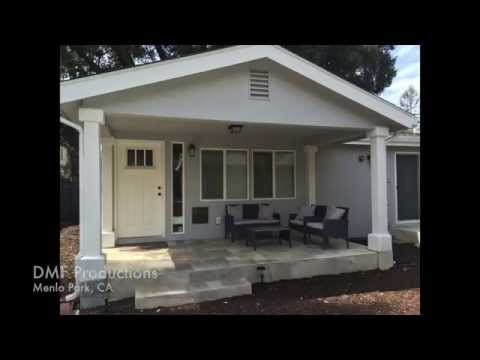 Our New Little House in Menlo Park