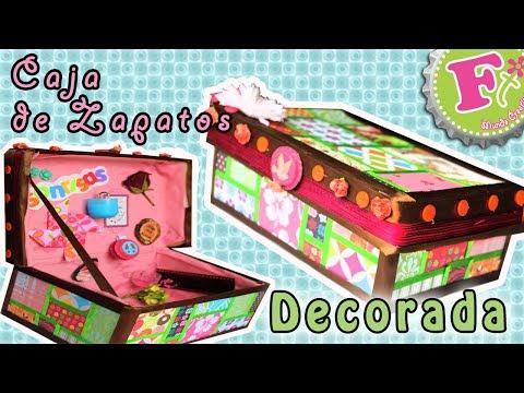 Como adornar una caja para mi novio imagui - Como adornar una caja de zapatos ...