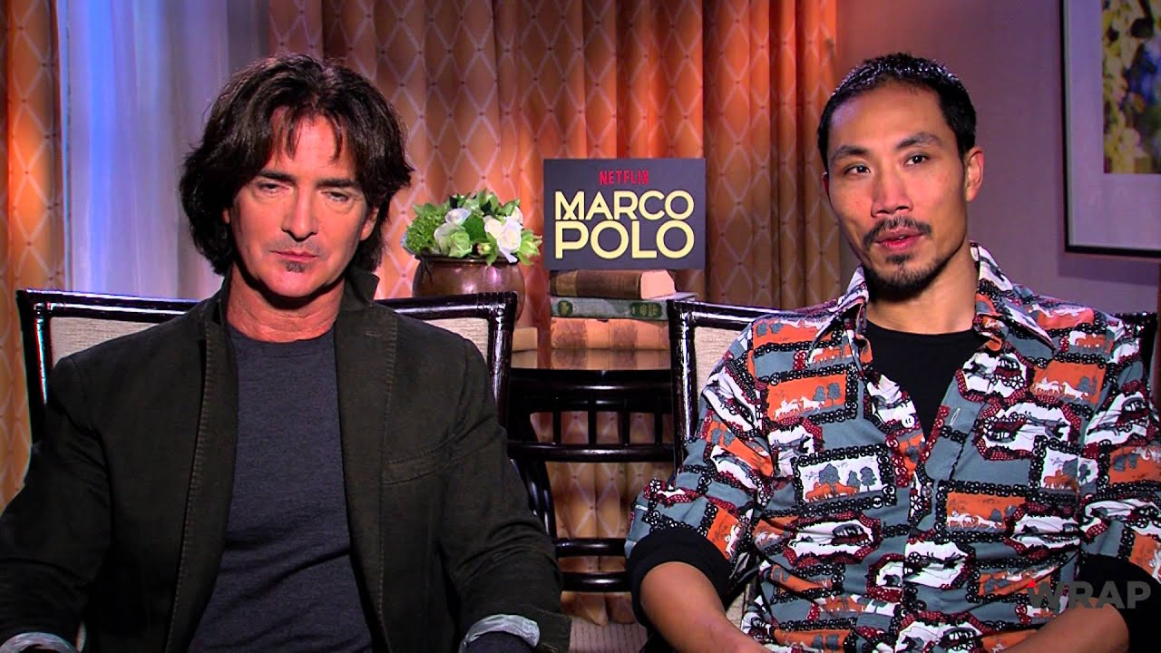Netflix\'s \'Marco Polo\' Showrunner Explains Why He\'s \'Obsessed\' With ...