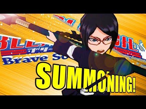 Bleach Brave Souls (SUMMONING): Hiyori, Lisa, and Mashiro Banner!!!