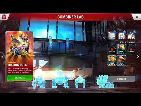 Transformers Earth wars Volcanicus 4* crystal cracking