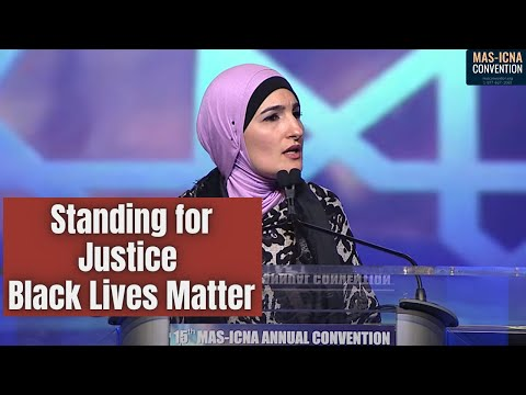 Linda Sarsour | Standing for Justice: Black Lives Matter | 15th MAS ICNA Convention