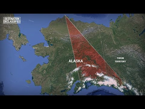 Thousands of People Keep Going Missing inside Alaska's Own Bermuda Triangle...