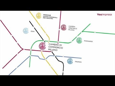Benvenuta Impresa: i servizi della Camera di commercio di Milano