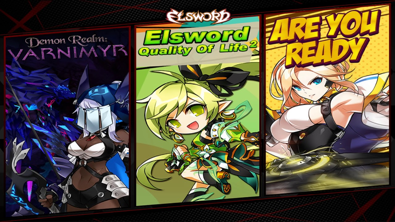 [Elsword] Labyrinth of Ruin Dungeon