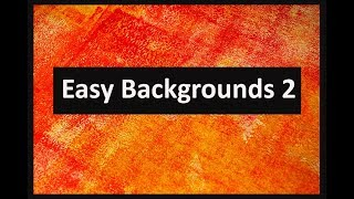 Easy Backgrounds #2