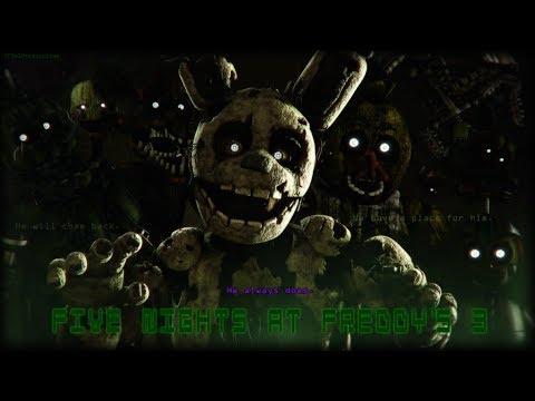 Mituri și Legende Five Nights at Freddy's 3 | Jocul în sine [Ep.1]
