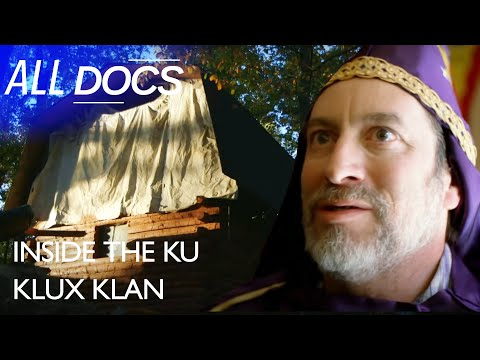 Inside the Ku Klux Klan - Meeting The Imperial Wizard | KKK Documentary | Reel Truth