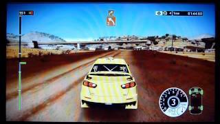 WRC : Fia World Rally Championship 2011 (Xbox 360 Gameplay)