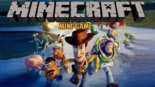 MINECRAFT MINI-GAME│Toy Story│