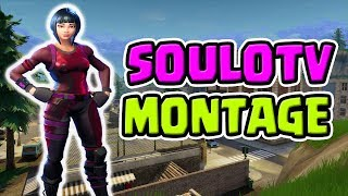 SouloTV Fortnite Montage #1 | A New Beginning