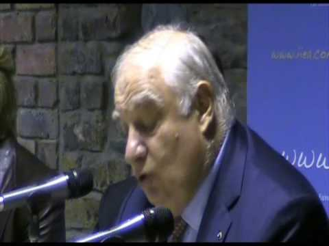 Peter Sutherland on The Lisbon Treaty