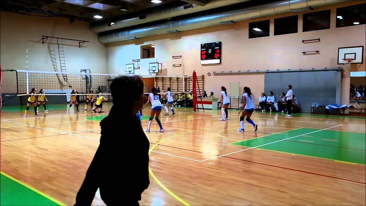 Centro asteria vs volley cornaredo under 14 primo set for Centro arredo incasso milano