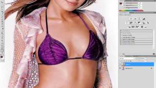 Repeat youtube video How to increase the size of breasts using Adobe Photoshop