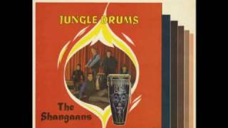 The Shangaans - Afrikaan Beat