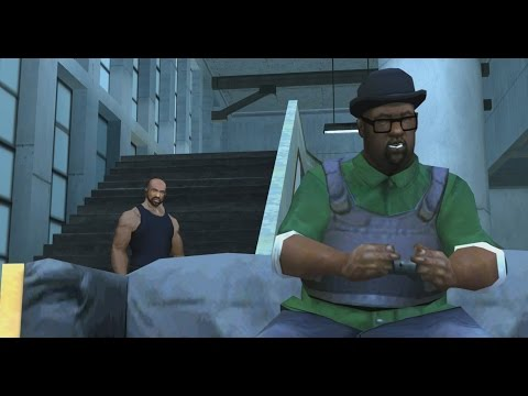 GTA San Andreas: Final Mission - End of the Line