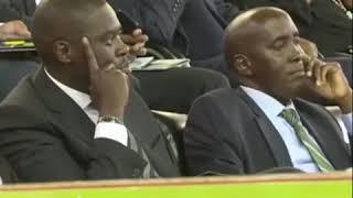 Mike Sonko sends a tough warning to Senator Sakaja before Uhuru Kenyatta
