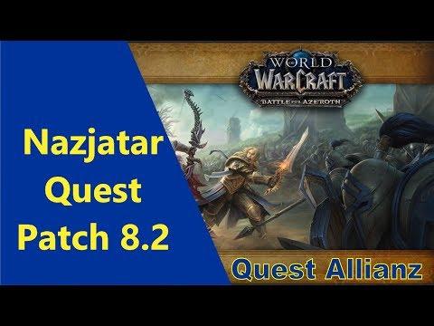 Leerentruhe WoW Quest Nazjatar By IZocke