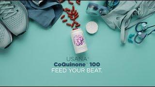 CoQuinone® 100 | USANA Video