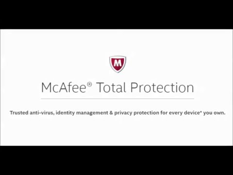 McAfee Total Protection (MTP): Features & Details