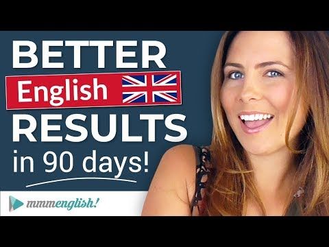 How To Improve Your English Quickly ??Better Results in 90 days!