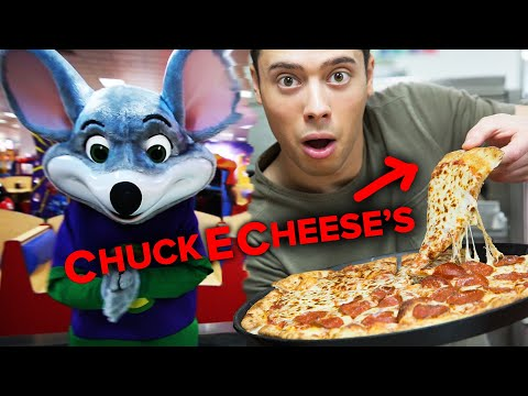 The Woody Show - How Chuck E. Cheese Pizza Is ACTUALLY Made