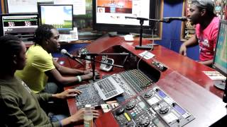 CURRENCI INTERVIEW ON LINKAGE RADIO MAY 2012