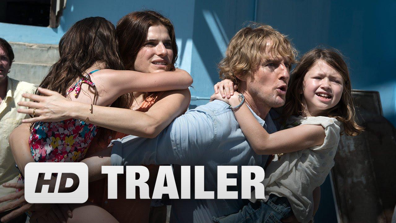 Download No Escape - Official Trailer HD (2015) - Pierce Brosnan & Owen Wilson