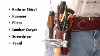 The Five-in-one Tool Holder From Occidental Leather