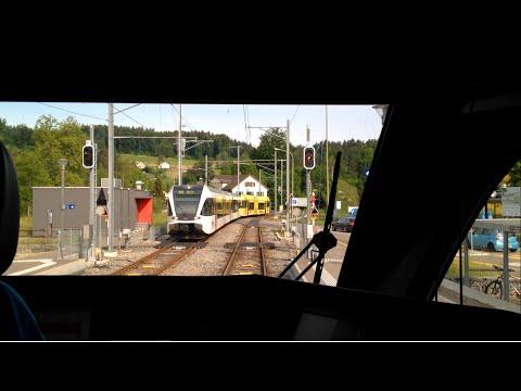 S-Bahn Zürich (ZVV/Thurbo) | Linie S26: Rüti ZH - Bauma - Winterthur | Stadler GTW