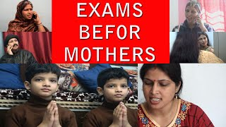 Exams Before Mothers ||Exam aur Maa || FUNNY COMEDY VIDEO|| INDIANTWINS FILMY