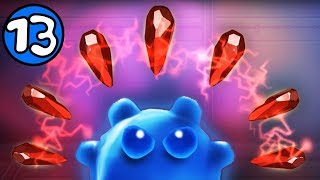 ЛИЗУН ГЛАЗАСТИК в подводном мире ЧАСТЬ#13 игра Goo Saga на канале Мистер Игрушкин