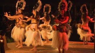 Cultural Village and Dancing - Cook Islands Travel Video Guide