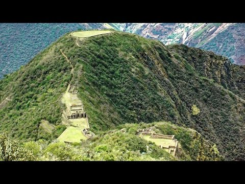 Choquequirao - The Lost Inca City, Peru in HD