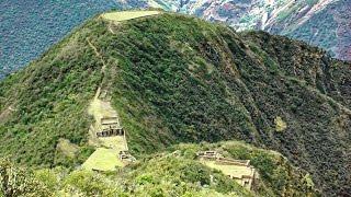 Choquequirao - The Lost Inca City, Peru in HD
