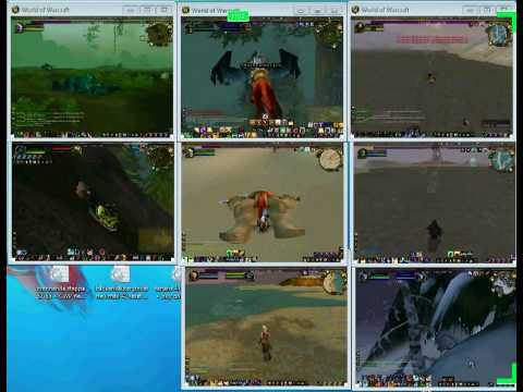 Cataclysm: Pirox Bot Multi-Botting Capability Fish Bot