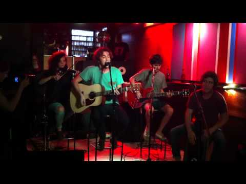 Odette - Nets on Japan Air(acustic version) , concierto Deposito legal 2012